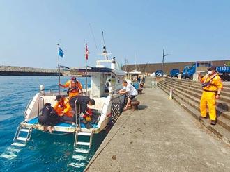綠島連2天潛水客溺水 釀1死2傷