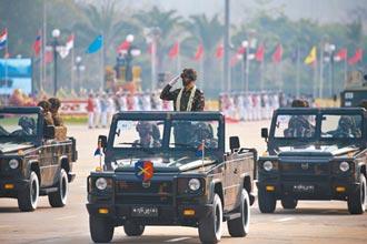 勸和緬甸 中國提三支持三避免