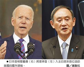 美日領袖峰會 聚焦半導體合作