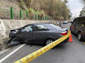高雄台29線甲仙段重大車禍 轎車休旅車對撞1死6傷