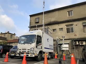 竹縣空氣品質監測車上路 加強防治空汙