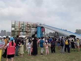 竹市兒藝節今天晚間將閉幕 預估4天40萬人次帶動觀光旅遊