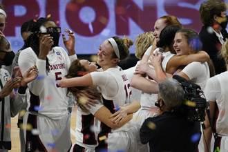 NCAA》等29年揮這劍 史丹佛女籃第3度封后