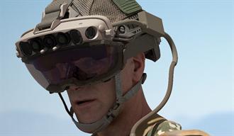 微軟HoloLens搭上美陸軍 10年供貨合約收入219億美元
