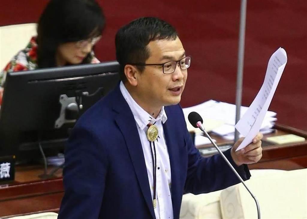 台北市議員羅智強。(中時資料照)