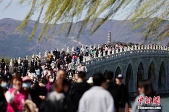 清明節大陸出遊1.02億人回到疫前同期94.5% 旅遊收入恢復至56.7%