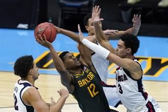 NCAA》貝勒破岡薩加不敗之身 奪隊史首冠