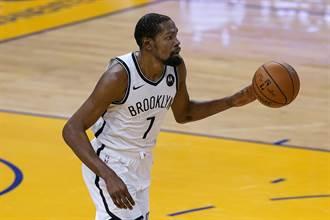 NBA》杜蘭特回歸在即!賽前金雞獨立跳投畫面曝光