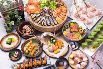 餐桌上的櫻花季 礁溪寒沐酒店MU TABLE「春日花見」日本美食節登場