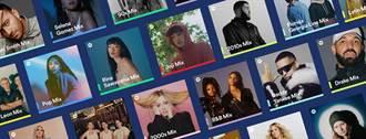 善用AI 全新Spotify Mixes歌單可根據曲風與藝術家推薦個人化歌單