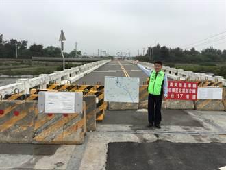 濱海橋封閉一年半重建遙遙無期 議員批罔顧地方權益