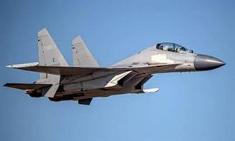 今有4架共機侵擾我西南空域  遭防空飛彈追蹤監控