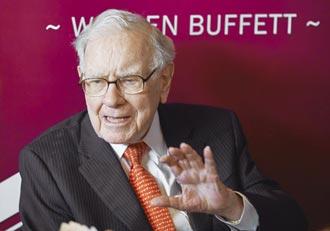 巴菲特今年只靠這兩檔股 賺進120億美元