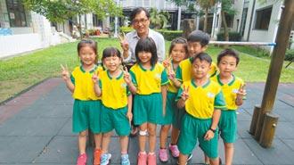 校長顏金郎 鼓勵學生不要放棄