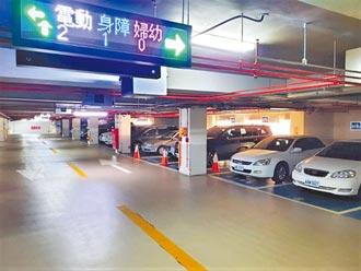 智慧化停車 中市試辦專用車格偵測