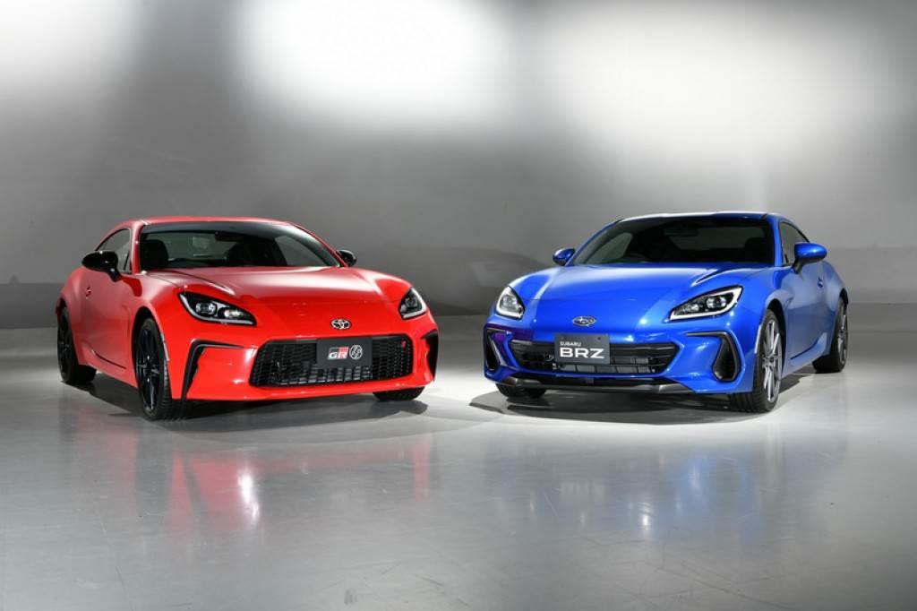 與 Subaru 一同砥礪動力與底盤,外觀全盤進化設計,GR 86/BRZ 日規版正式發表!
