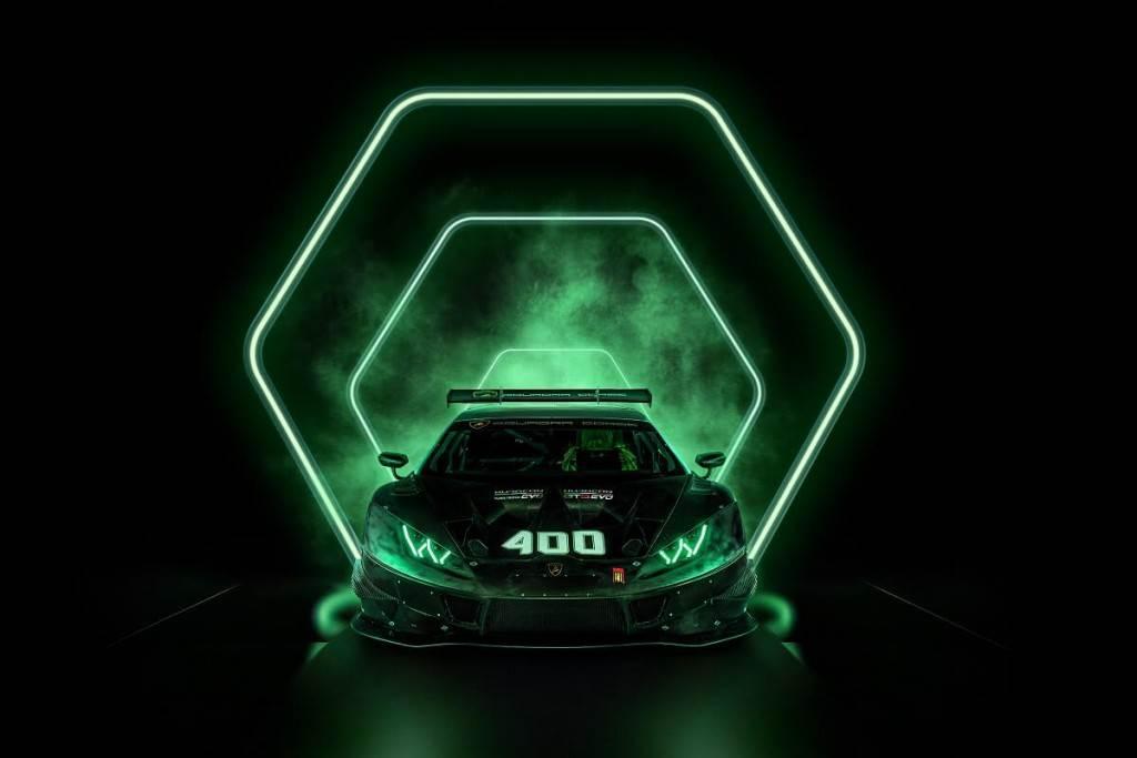 Lamborghini第400輛Huracán賽車誕生!
