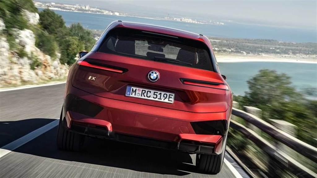 M 性能部門調校:BMW iX 旗艦電動休旅可能推出 M60 版本,最大馬力達 560 匹
