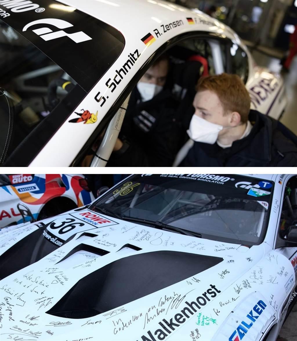 Porsche痛失一位女性賽車大使 - Sabine Schmitz 眾多賽車手一同悼念
