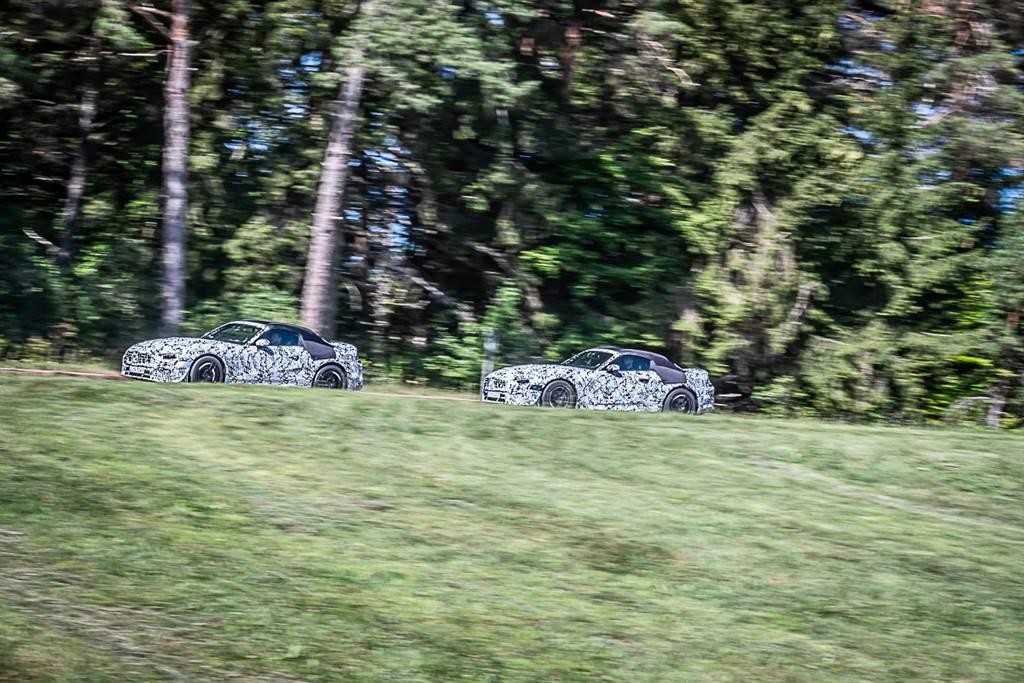 敞篷陣容即將重整 Mercedes-AMG CEO 確認 GT Roadster 將被 SL 車系取代