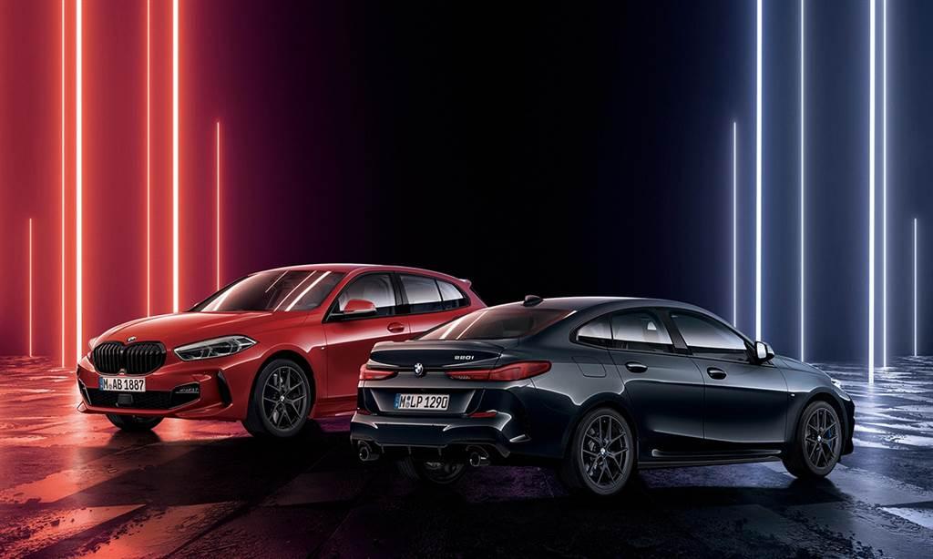本月入主全新BMW 1系列、2系列Gran Coupé指定車型加贈Apple iPhone12 Pro 256GB。