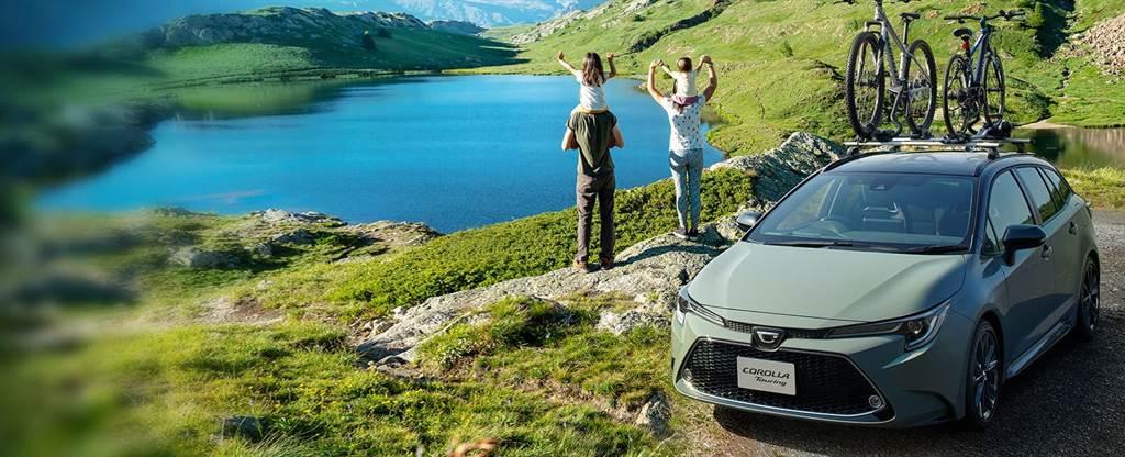 搭載 2.0 Dynamic Force 大動力,Toyota Corolla Touring 特別仕樣車限定 500 台發售!