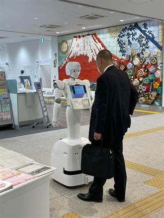 凌群服务型机器人Ayuda销日 投入日本市政厅导览服务