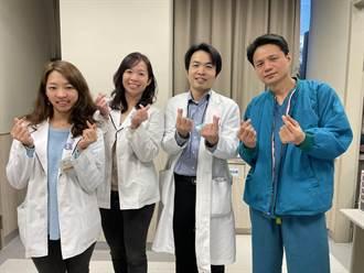 中國醫新竹附醫首例器捐 年輕女遺愛人間