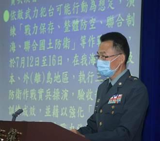 動員8000人 漢光首度在屏東佳冬戰備道操演戰機起降