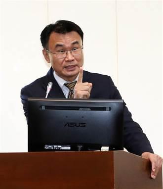 台農發4年虧1.33億元 陳吉仲:在立法院常常被當做「政治提款機」