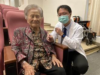 百歲人瑞突然心衰竭 子女一個決定讓她呷百二