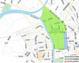岡山區4里8日午後停水 影響500戶居民