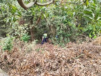 參加親戚喪禮後失蹤7日 屏東6旬婦在樹林內尋獲已身亡