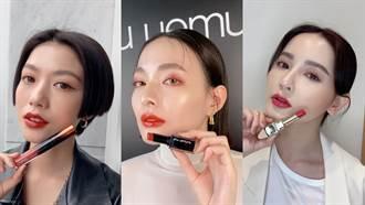 4大品牌推絕美唇膏 柔滑質地一抹修飾唇紋