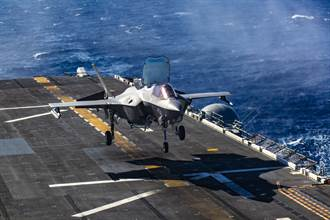 支援釣魚台 F-35B南下部署?日本防相承認了