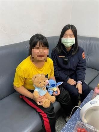 花蓮19歲少女流浪到台北 熱心員警協助返家