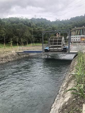 首座微水力平台蘭陽啟用 想普及專家籲調高躉購費率
