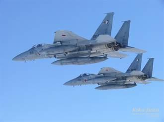 日本切斷經費供給 F-15升級計畫面臨流產