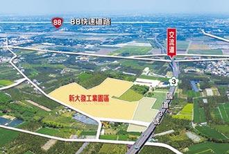 新大發工業區分割出售 每坪7.8萬起