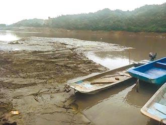 大溪遊艇業沒生意 薑母島出入困難