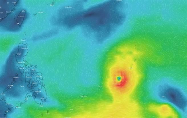 4月中旬南方熱帶系統有活躍的趨勢,未來幾日可以持續關注。(翻攝自 「台灣颱風論壇|天氣特急」FB)