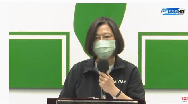 蔡政府在台灣所搞出的威權、民粹與極端主義。對世界各國指手劃腳、說嘴半天,蔡英文還是罵到自己!(圖/中時新聞網)