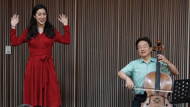 張正傑親子音樂會將於5月16日在台南文化中心演藝廳演出。(曹婷婷攝)
