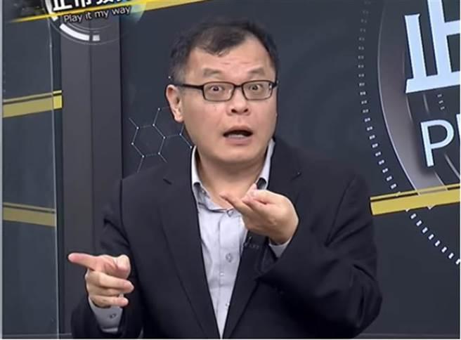 媒體人陳揮文。(圖/本報系資料照)