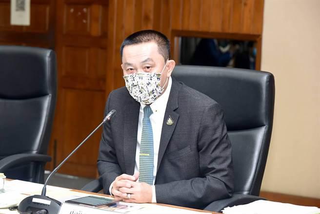 曼谷疫情拉警報 交通部長確診多名內閣成員隔離(泰國交通部提供)。(圖/中央社)