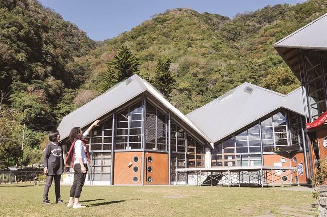 西寶國小是唯一位於國家公園內的小學。(圖/花蓮趣提供)