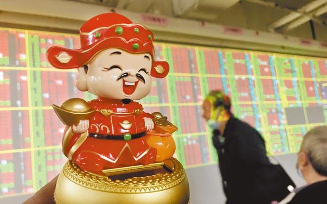金管會表示,淘帝-KY未如期出具109年度財務報告,今(7)日起停止買賣。圖為台股開盤交易。(本報資料照片)