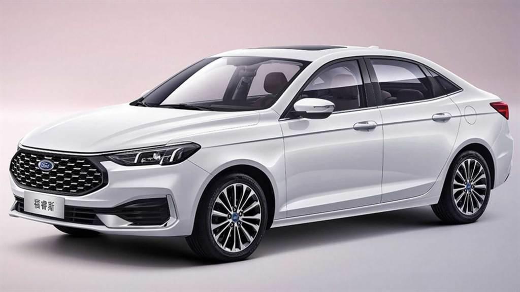 2021 上海車展前瞻:修飾得更符合在地口味,Ford Escort 福睿斯二度改款即將亮相