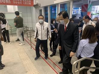 核一廠傳挖破冷卻水管 侯:核安監督委員會詳細去了解
