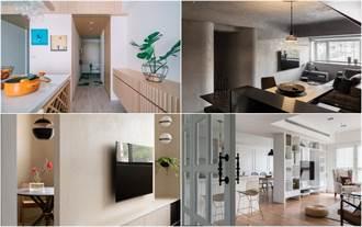 【2021空間王者】輕隔間、二進式設計,小坪數也能擁有寬敞空間感的5大動線規劃王